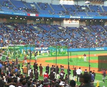 WBC・京セラドーム大阪